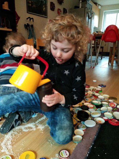Kindertagespflege und Frühförderung
